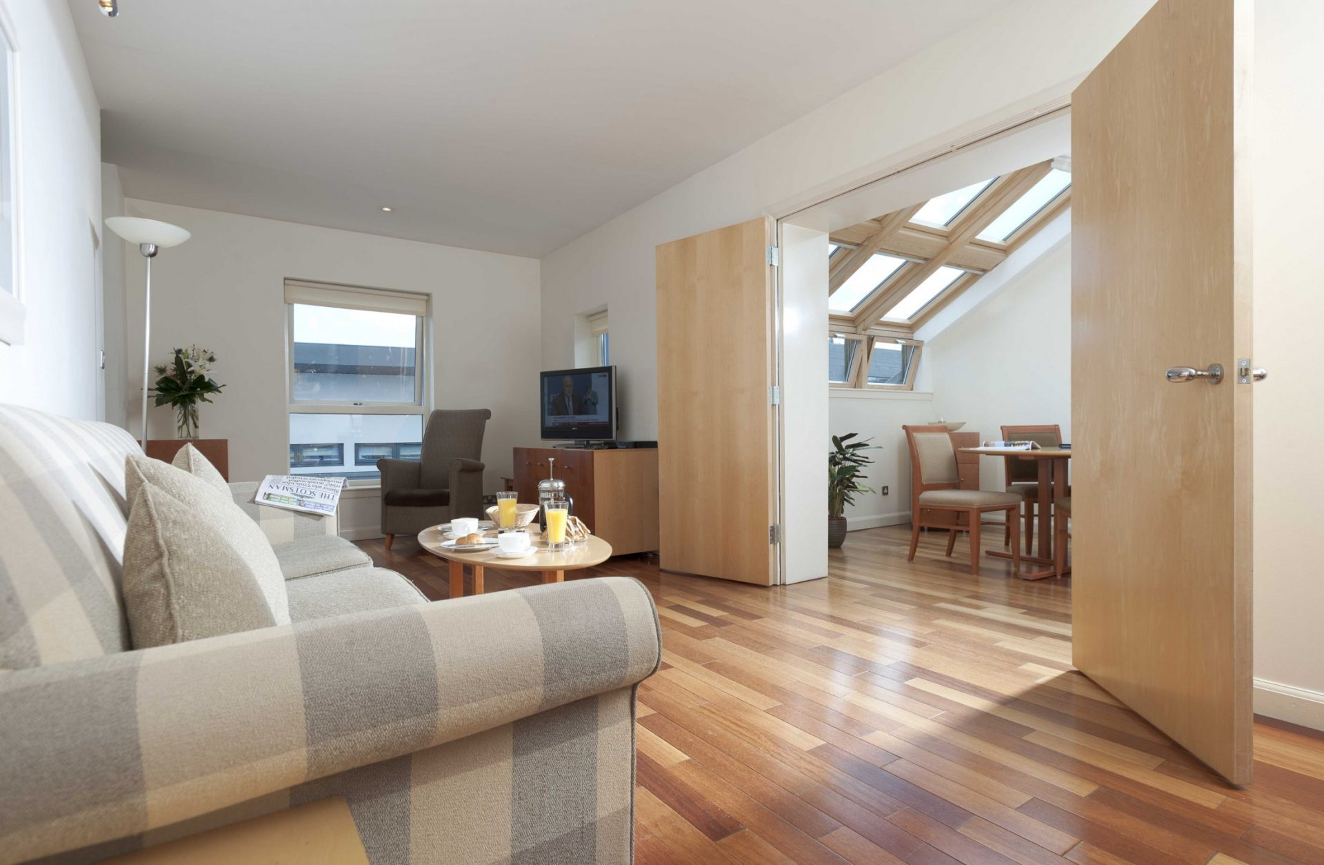 Serviced Apartments in Edinburgh | The Holyrood Aparthotel | Corporate Bookings & Extended Stays | Gallery | Guest Directory